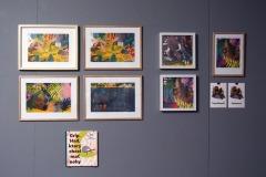 Výstava E.J. Publishing - Vo výklenku v Novej Cvernovke