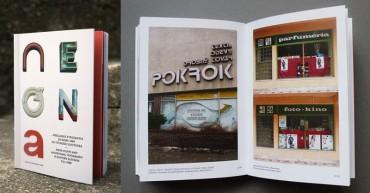Kniha Neóna - Neón a reklamná typografia