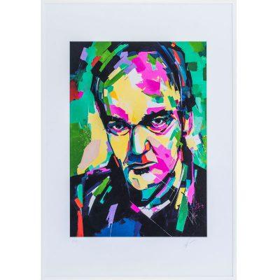 Quentin Tarantino print
