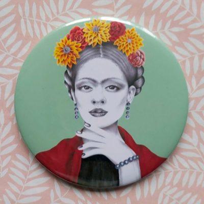 Zrkadielko Frida - Abstraktné stavy