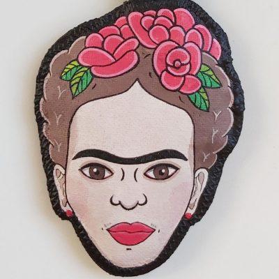 Frida - Abstraktné stavy / kľúčenka