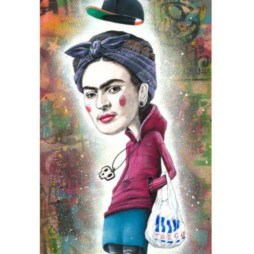 Frida - Parxant – Abstraktné stavy / grafika