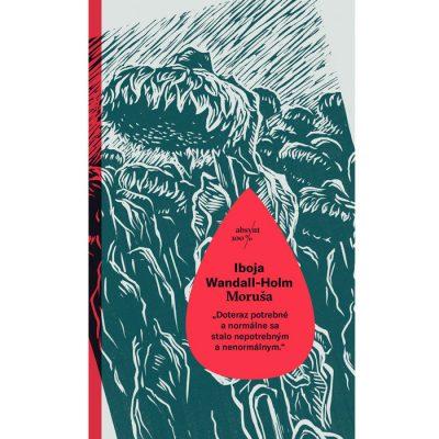 Moruša - Iboja Wandall-Holm / kniha