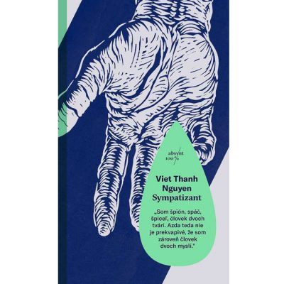 Sympatizant - Viet Thanh Nguyen / kniha