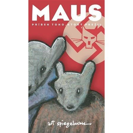 Maus - A. Spiegelman / komiks kniha