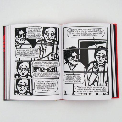 Rudo - D. Majling / komiks kniha
