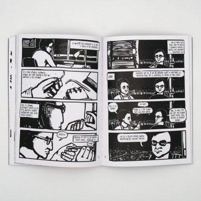Zóna - D. Majling / komiks kniha