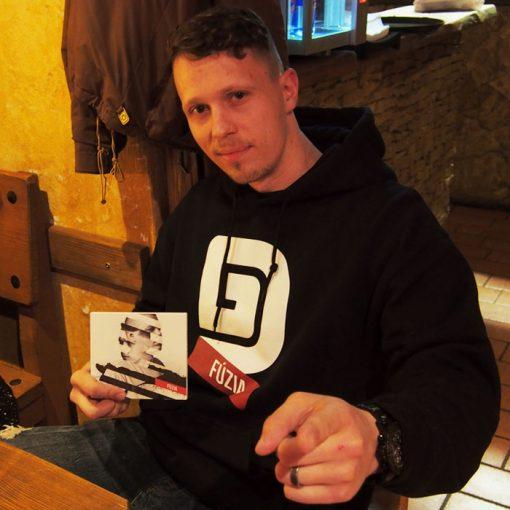 Danosť & G-Bod - Fúzia CD