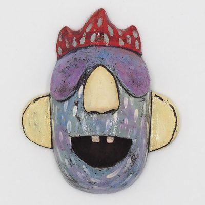 Chorche maska - Frikou / dekorácia na stenu