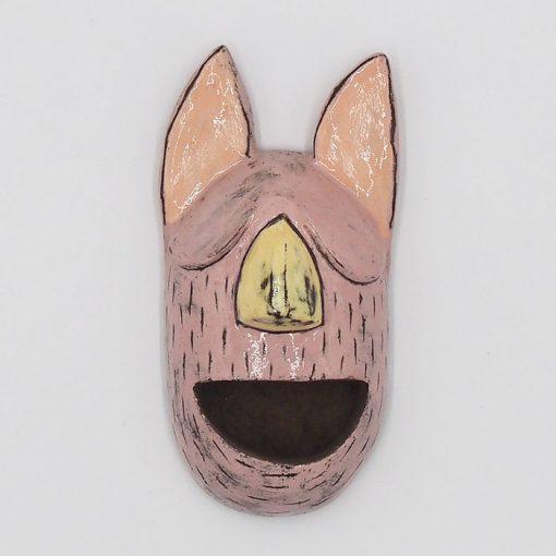 Felix, maska - Frikou / dekorácia na stenu