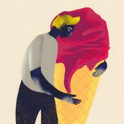 Letná láska - Han / grafika