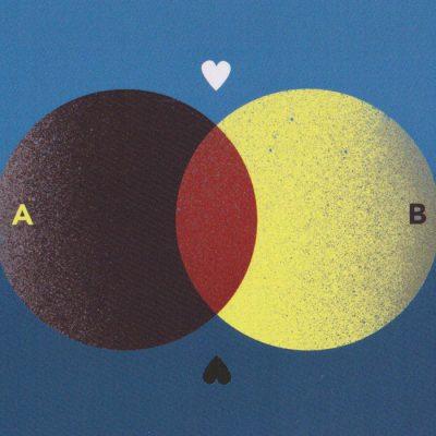 One Geometric Eessay On Love #1 - Han / pohľadnica
