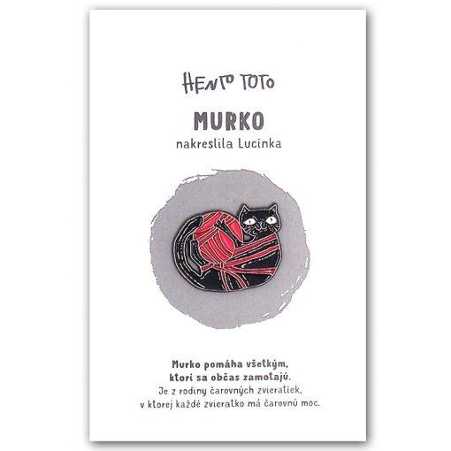 Murko - Hento Toto / brošňa