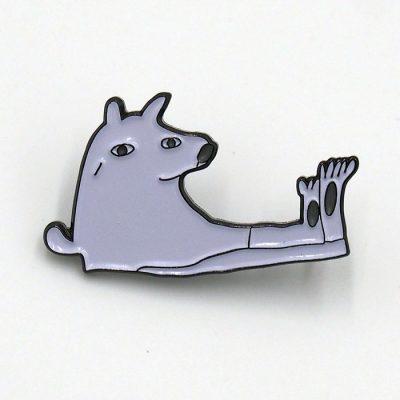Zviera sediace - Hento Toto / brošňa