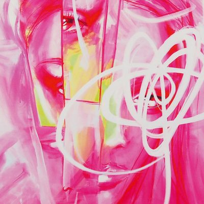 Chaotic Portrait - Hula / grafika