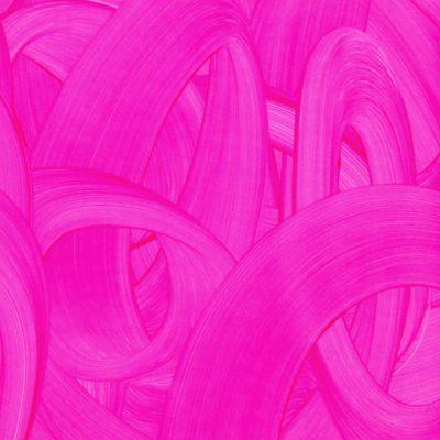 Pink II- Hula / maľba na plátne