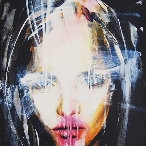 Ugly Portrait I. - Hula / grafika