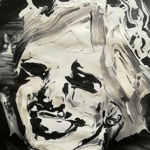 Lady Diana - Ján Hrčka / maľba