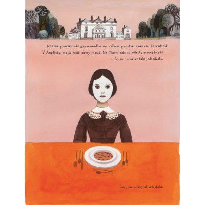 Jana, líška a ja - Fanny Britt / kniha