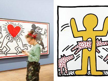 Výstava Keith Haring – The Alphabet vo viedenskej Albertine