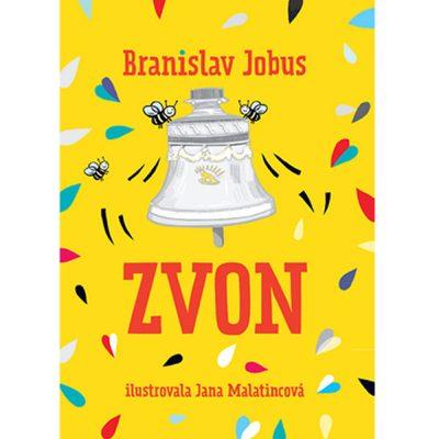 Zvon - Branislav Jobus / kniha