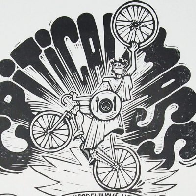 Critical Mass ´19 - Marek Cina / grafika