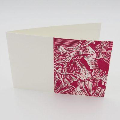 Rose Pivoine - Martina Rötlingová / pohľadnica