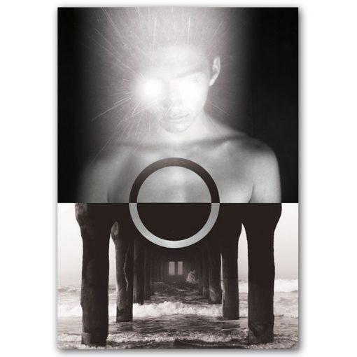Dualista - Matej Blahušiak / grafika