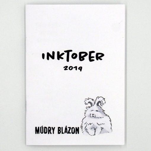 Inktober 2019 / ilustrovaný zin