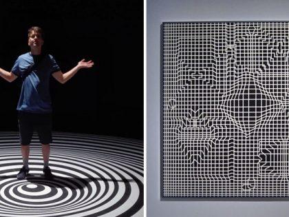 Vertigo: Výstava optického klamu vo Viedni