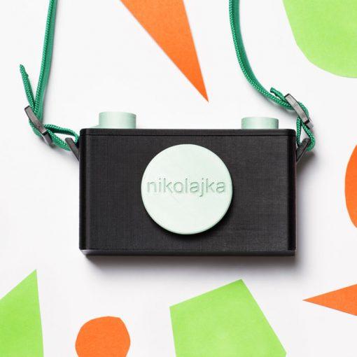 Nikolajka - 3D printed camera obscura / fotoaparát