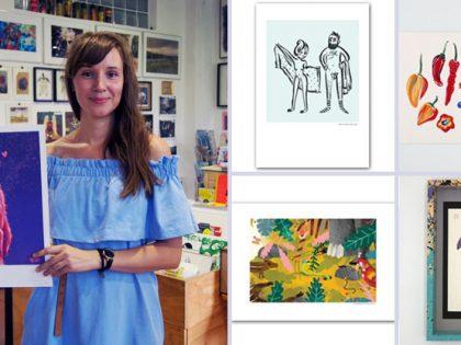 Grafiky, grafiky a ďalšie grafiky: Septembrové novinky v ArtAttack Shope