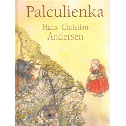 Palculienka - H. Ch. Andersen / kniha