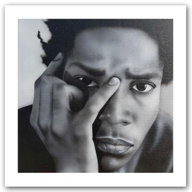 Basquiat - Parxant - Abstraktné stavy / grafika