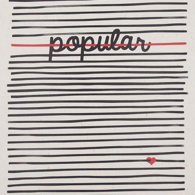 Love - Popular / plagát