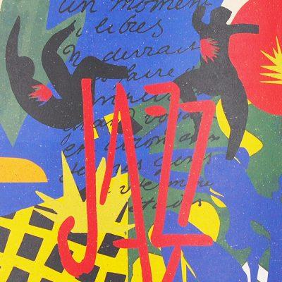 Jazz - Popular / plagát