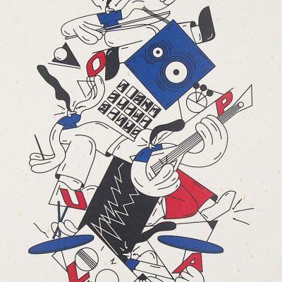 Music - Popular / plagát
