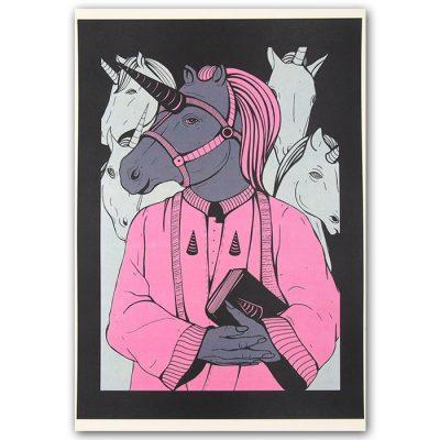 Unicorn 3 - Popular / plagát