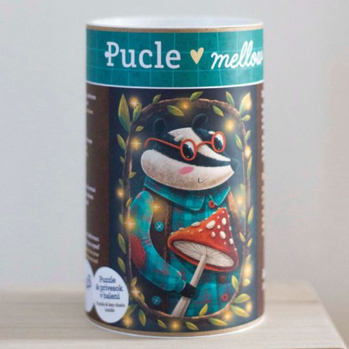 Pucle KIDS – Jazvec Zvedavec