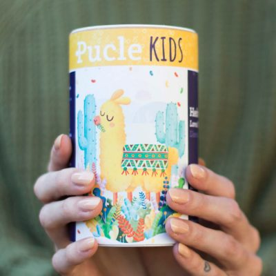 Pucle KIDS – Lama Tea