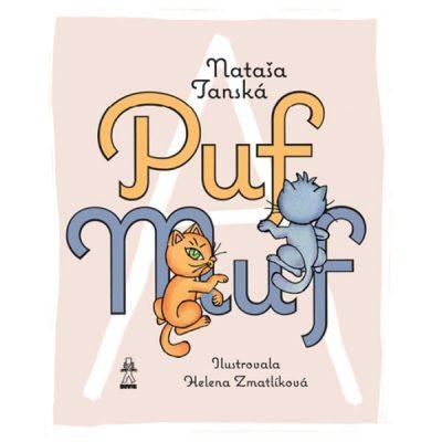 Puf a Muf - N. Tanská / kniha