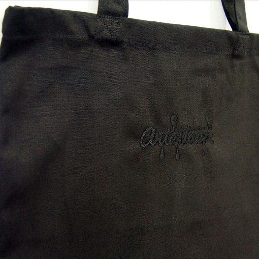 Čierna plátená taška ArtAttack