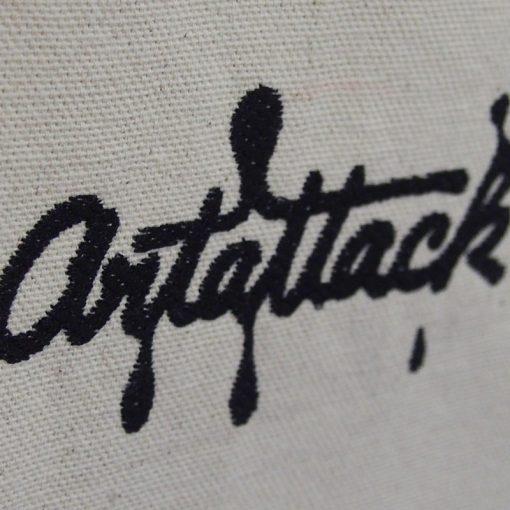Natural plátená taška ArtAttack