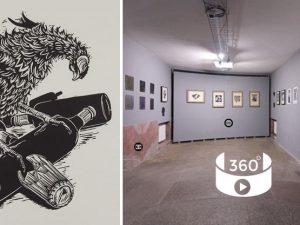 Výstava Absynt vo výklenku – virtuálne!