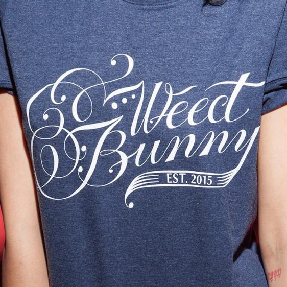 Pánske tričko WeedBunny