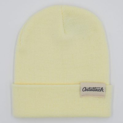 Bledo žltá čiapka Artattack