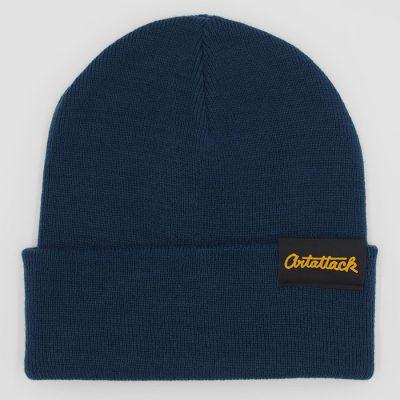 Modrá čiapka Artattack
