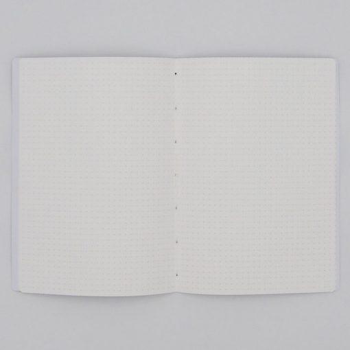 Zápisník králiky, bodkovaný A5 / zápisník