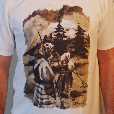 Abracadabra Hrabanie pánske tričko