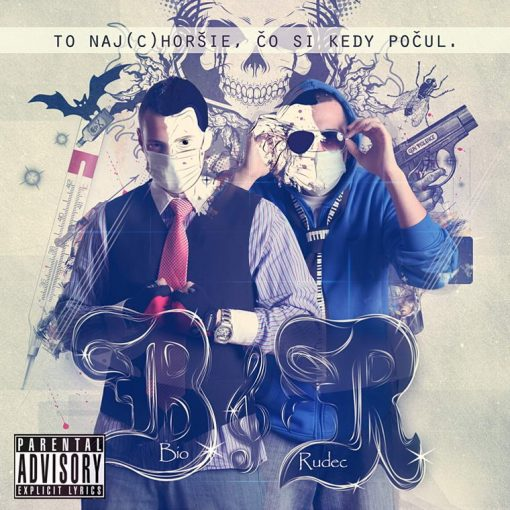 Bio & Rudec - To naj(c)horšie, čo si kedy počul CD